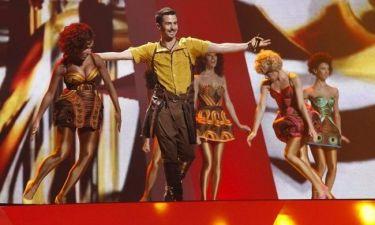 Eurovision 2012: Το… τρενάκι της Μολδαβίας