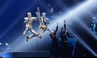 Eurovision 2012: «Μούσκεμα» τα έκαναν οι Ιρλανδοί!