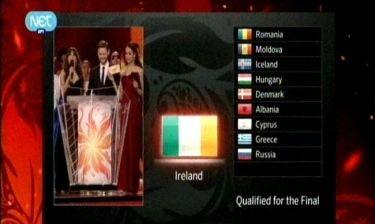 Eurovision 2012: Αυτές είναι οι χώρες που πέρασαν στον τελικό