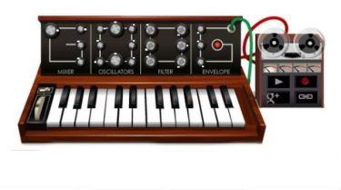 Google: Γράψε τη δική σου μουσική με synthesizer