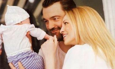 Κωνσταντίνος Καζάκος: Εξομολογείται ότι λιγοψύχησε όταν έμαθε ότι ο γιος του έρχεται πρόωρα στη ζωή