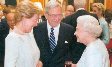 Όλοι οι γαλαζοαίματοι συναντήθηκαν για χάρη της βασίλισσας Ελισάβετ