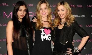 Madonna: Επέλεξε την κόρη του Mick Jagger για το Material Girl