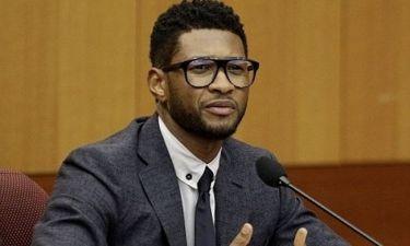 Usher: Κατηγορείται και για απιστία
