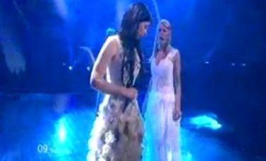 Eurovision 2012: Σλοβενία ή αλλιώς η κινητή ανθοδέσμη