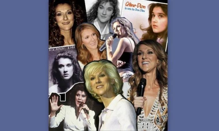 Τότε και τώρα: Η Celine Dion είναι η pop star που «γέρασε» νωρίς