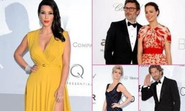 Τα αστέρια του Χόλιγουντ σε γκαλά για το AIDS