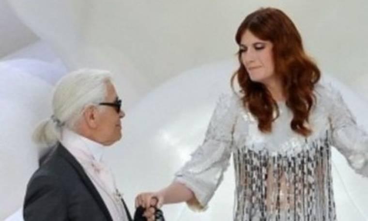 Tι ενώνει την Florence Welch και τον Karl Lagerfeld;
