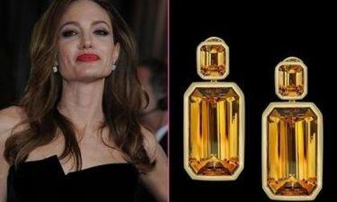 Τα κοσμήματα της Angelina Jolie