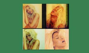 Η Rihanna ολόγυμνη σε νέα φωτογράφηση