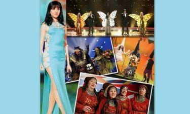 Διαγωνισμός Eurovision: τα παρατράγουδα που μας έχουν κάνει να γελάσουμε