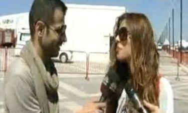 Eurovision 2012: Ελευθερία Ελευθερίου: Κάνει θραύση στο Μπακού