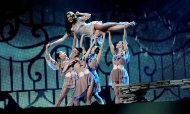Eurovision 2012: Η Ήβη Αδάμου «άναψε φωτιές» στο Crystal Hall για την Κύπρο