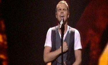 Eurovision 2012: Με όπλο τη φωνή του ο τραγουδιστής της Εσθονίας