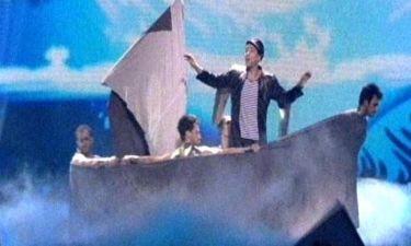 Eurovision 2012: Το καράβι της Τουρκίας