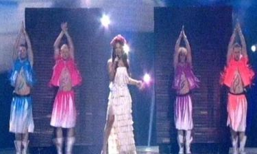 Eurovision 2012: Δυνατή φωνή και πανδαισία χρωμάτων για την Ουκρανία