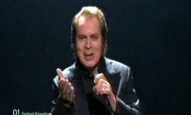 Eurovision 2012: Η εμφάνιση του 76χρονου εκπροσώπου του Ηνωμένου Βασιλείου