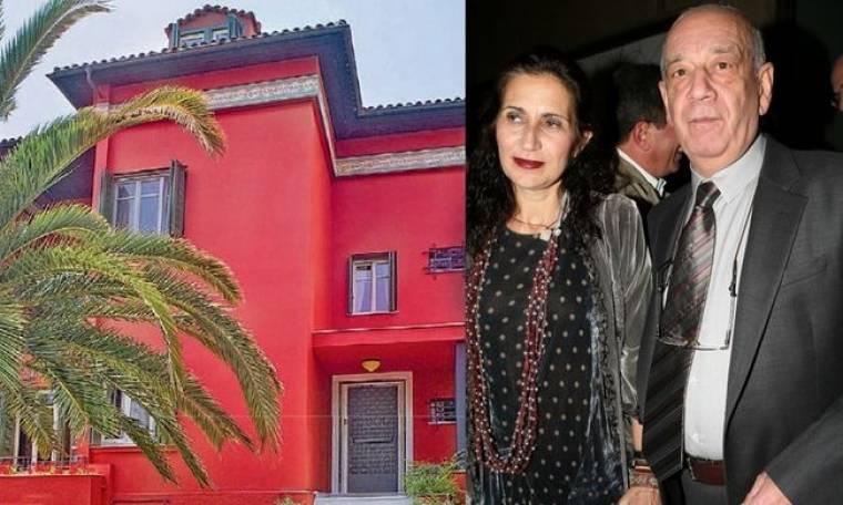 Πωλείται η μονοκατοικία του Μητροπάνου έναντι του ποσού των 5 εκατ. ευρώ!