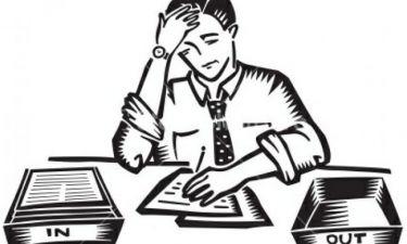 12 τρόποι για να μειώσετε από αύριο το άγχος σας στην δουλειά (1o μέρος)