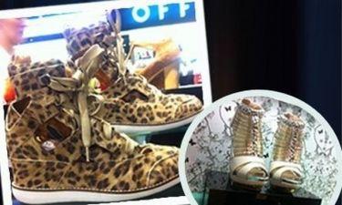 Αποστολή Λονδίνο: Τα πιο hot παπούτσια της αγοράς