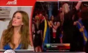 Σίσσυ Χρηστίδου: «Δεν μου άρεσε η… Σουηδία»!