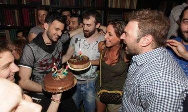 Πώς γιόρτασε ο Νικηφόρος του «X-factor» τα γενέθλιά του;