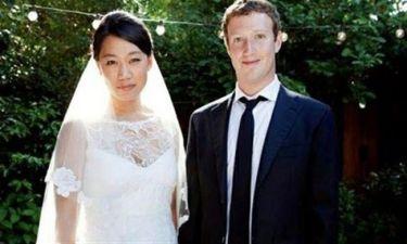 Το love story του Mr Facebook