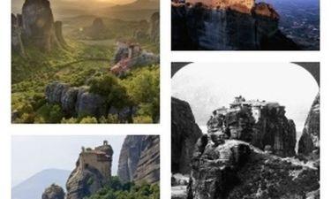 Daily Mail: Αφιέρωμα στα Μετέωρα και τα «κρεμαστά» μοναστήρια