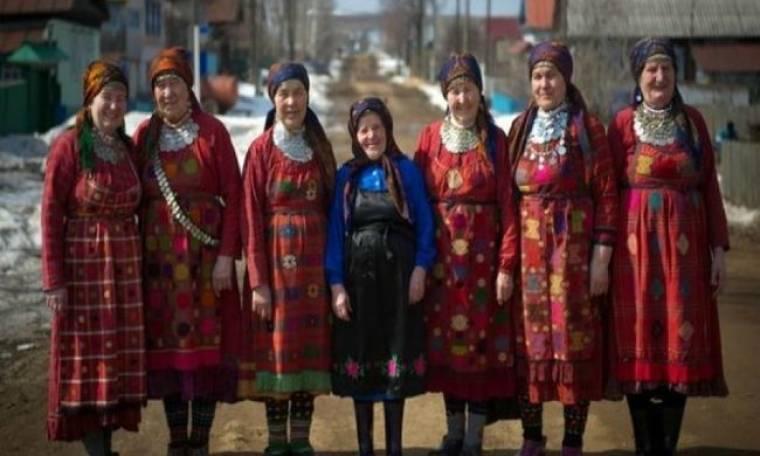 Eurovision 2012: Πως ήταν νεότερες οι τρομερές γιαγιάδες από την Ρωσία; (pics)
