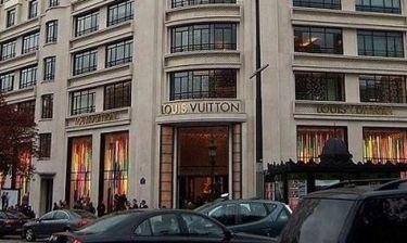 O οίκος Louis Vuitton στην κορυφή της πολυτέλειας