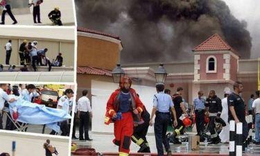 Κατάρ: Κάηκαν ζωντανά 13 παιδιά σε παιδότοπο εμπορικού κέντρου