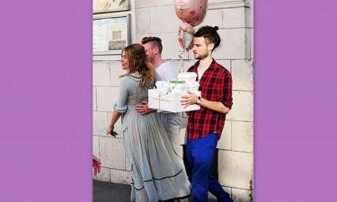 Πάρτι εγκυμοσύνης για τη Sienna Miller