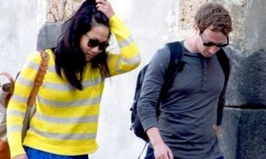 Mark Zuckerberg: Ταξίδι του μέλιτος στην Ιταλία