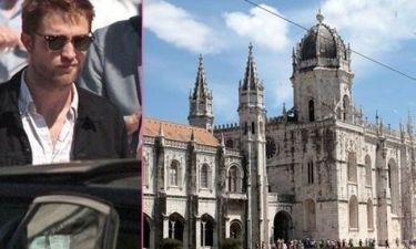 Robert Pattinson: Από τις Κάννες στην Πορτογαλία