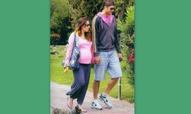 Τσουρή-Βασιλόπουλος: Χαλαρή βόλτα λίγο πριν την έλευση του πελαργού