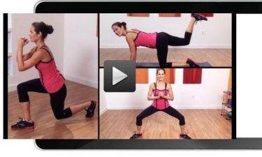 Η fitness ρουτίνα της Beyonce