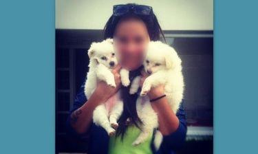 Ποιας επώνυμης κυρίας της σόουμπιζ γέννησε η σκυλίτσα της;