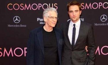 Robert Pattinson: Με το Cosmopolis στη Γερμανία