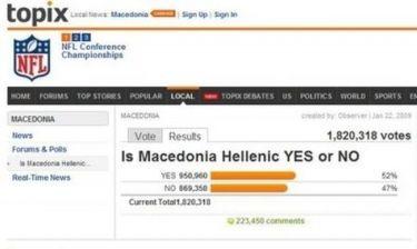 Kάντε ένα …κλικ για την Μακεδονία!
