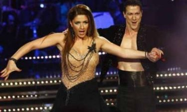 Έλενα Παπαρίζου: Οι κριτές θεωρούν πως αδικήθηκε στο Σουηδικό Dancing