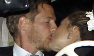 Drew Barrymore-Will Kopelman: Το πρώτο φιλί μετά το γάμο