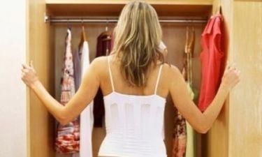 Πώς να οργανώσετε τη ντουλάπα σας