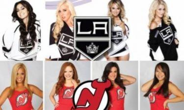 Οι τσιρλίντερς του NHL λιώνουν και τον… πάγο! (photos+videos)