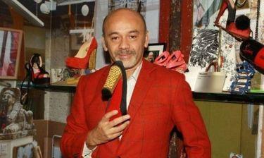 Christian Louboutin: «Ταυτίστηκα με την Σοφία Λόρεν»