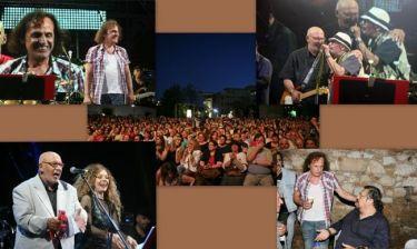 Όλα όσα έγιναν στη συναυλία για τα 30 χρόνια πορείας του Λάκη Παπαδόπουλου