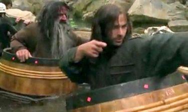 Peter Jackson: Μια βόλτα στα παρασκήνια του Hobbit
