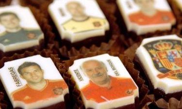 Σοκολατάκια με τους… «Φούριας Ρόχας»