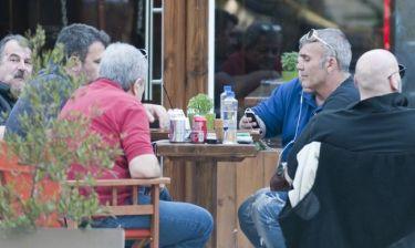 Στέλιος Ρόκκος – Αντώνης Ρέμος: Η συνεργασία και μια παρτίδα τάβλι!