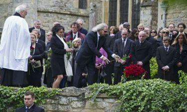 Το συγκινητικό τελευταίο «αντίο» στον Robin Gibb
