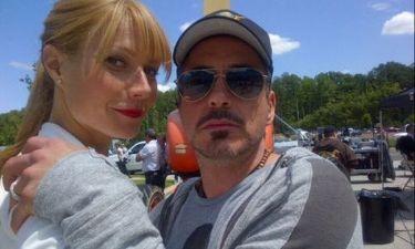 Gwyneth Paltrow: Νέα tweets από τα πλατό του Iron Man